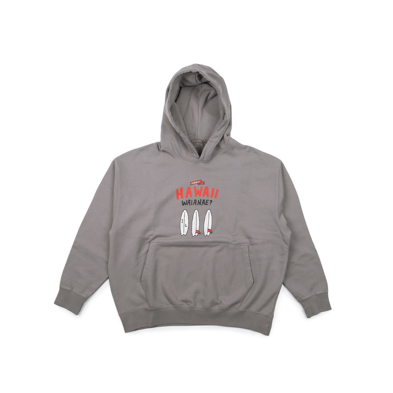 M.Nii x 1/L Hawaii Wide Hooded
