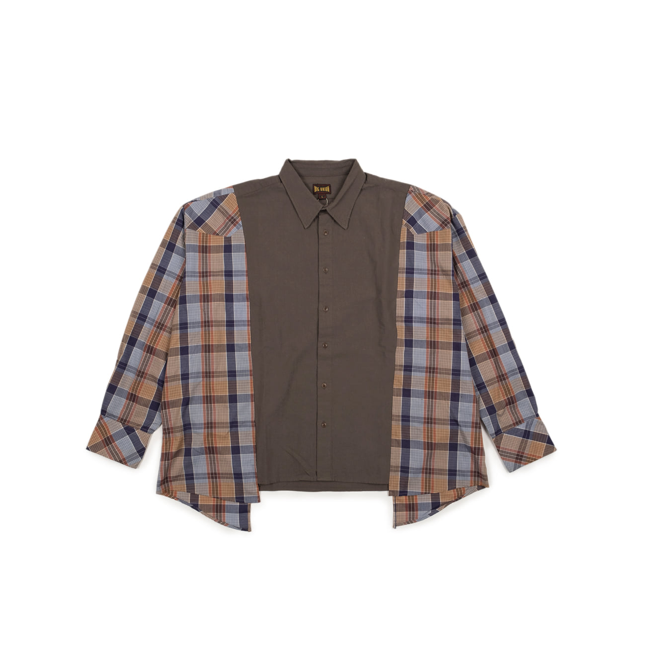 Heavy Linen Regular Shirt Type.5