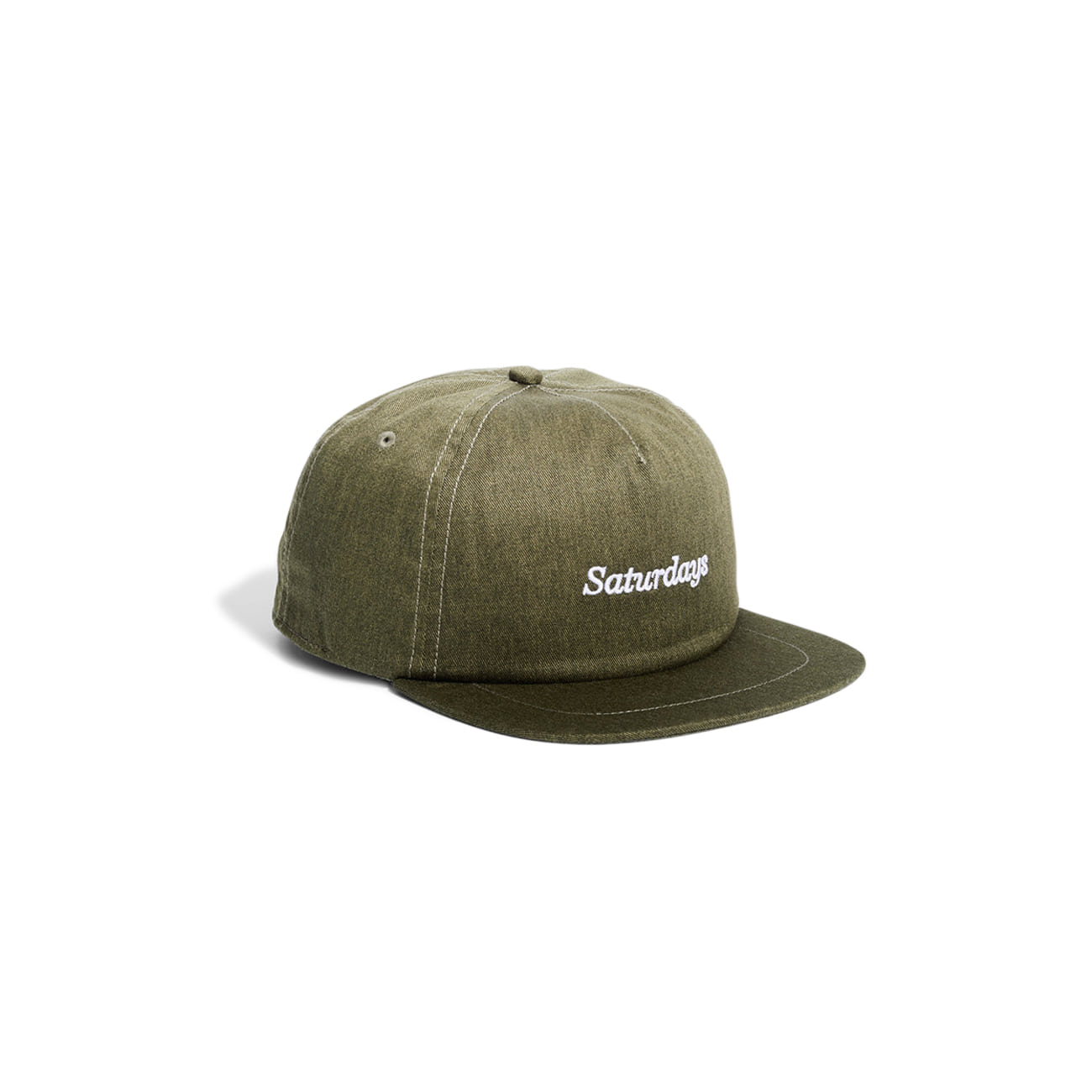 Stanley Italic Twill Snap Hat