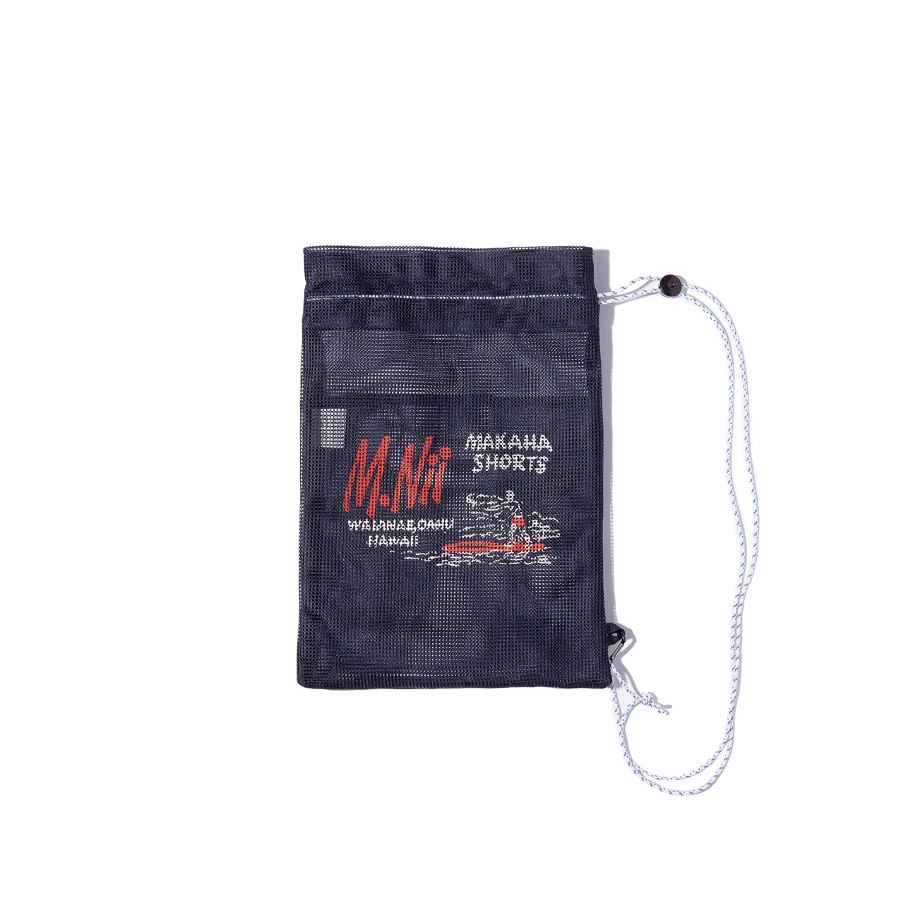 Mesh&Mix Beach Bag by M.Nii