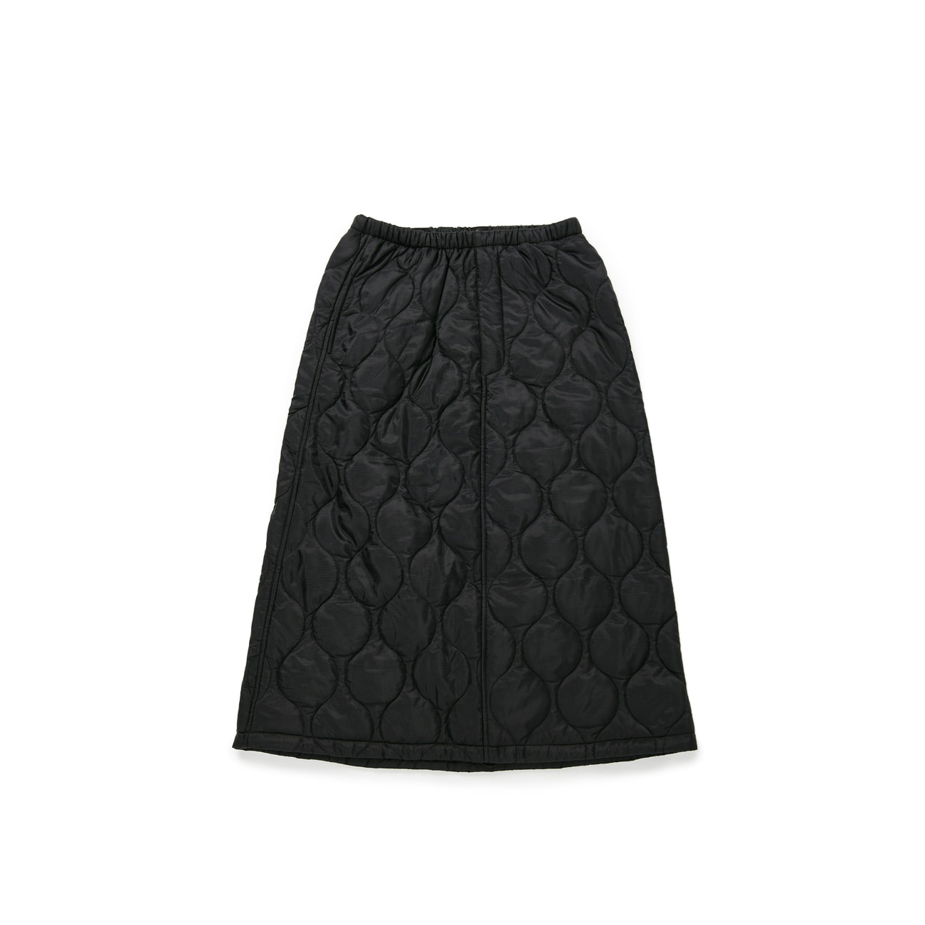 BU M Quilted Skirt
