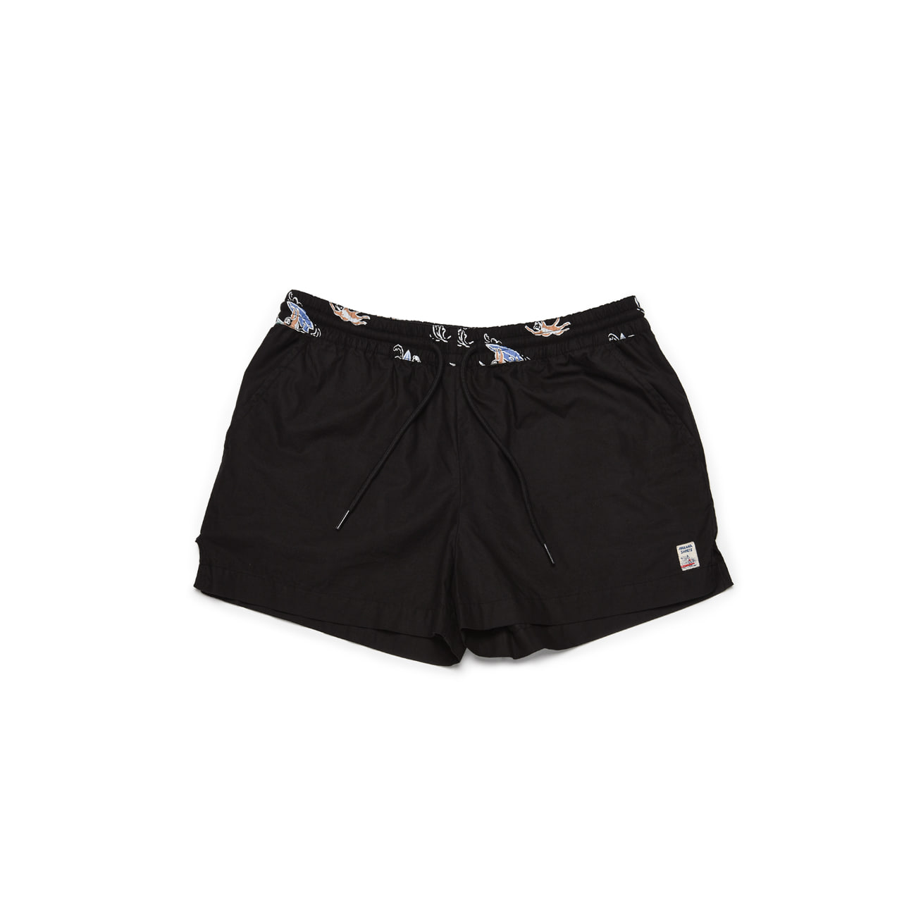 W.Basic Monkey Surf Shorts