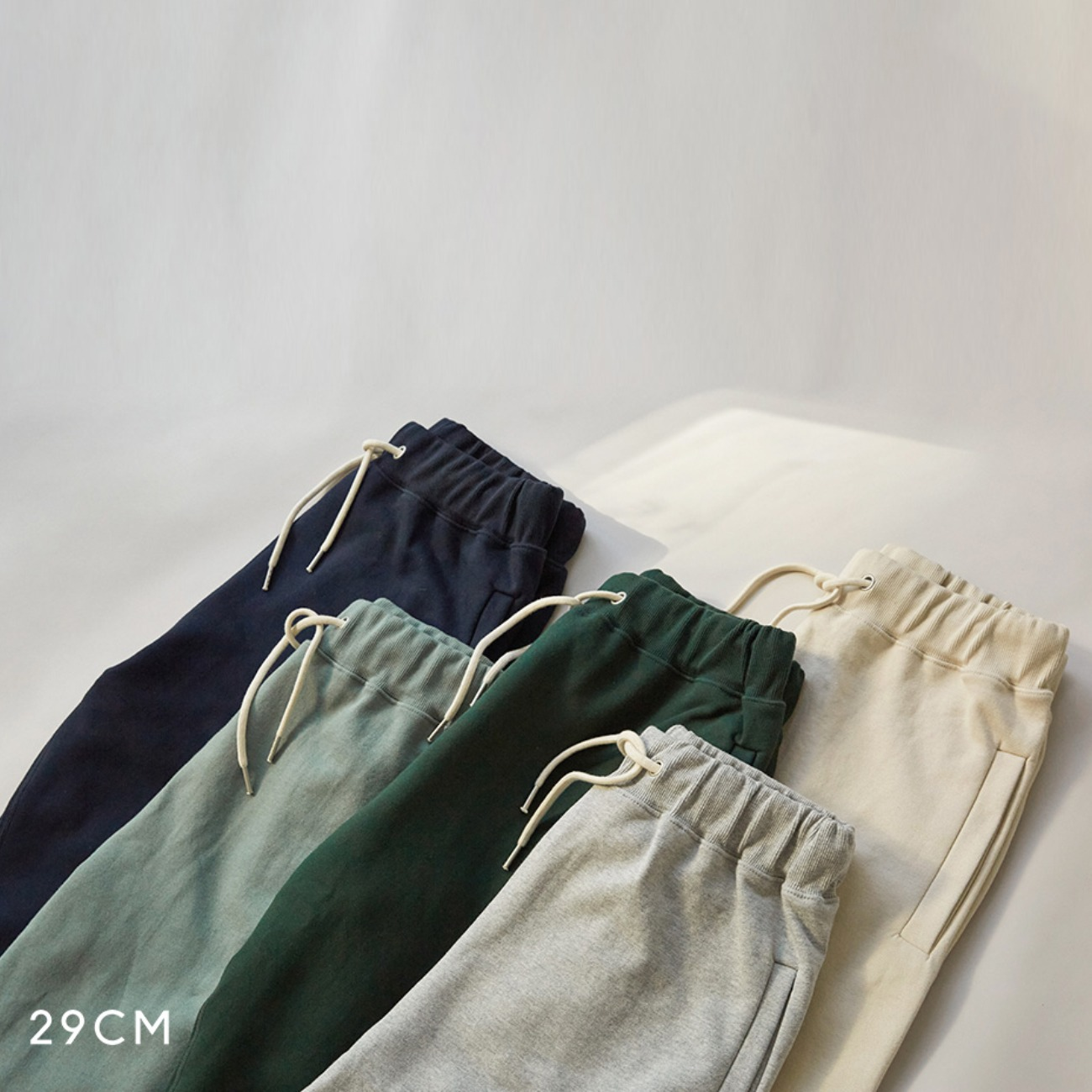 [29Edition.] 89 Sweat Pants / 5 COLOR