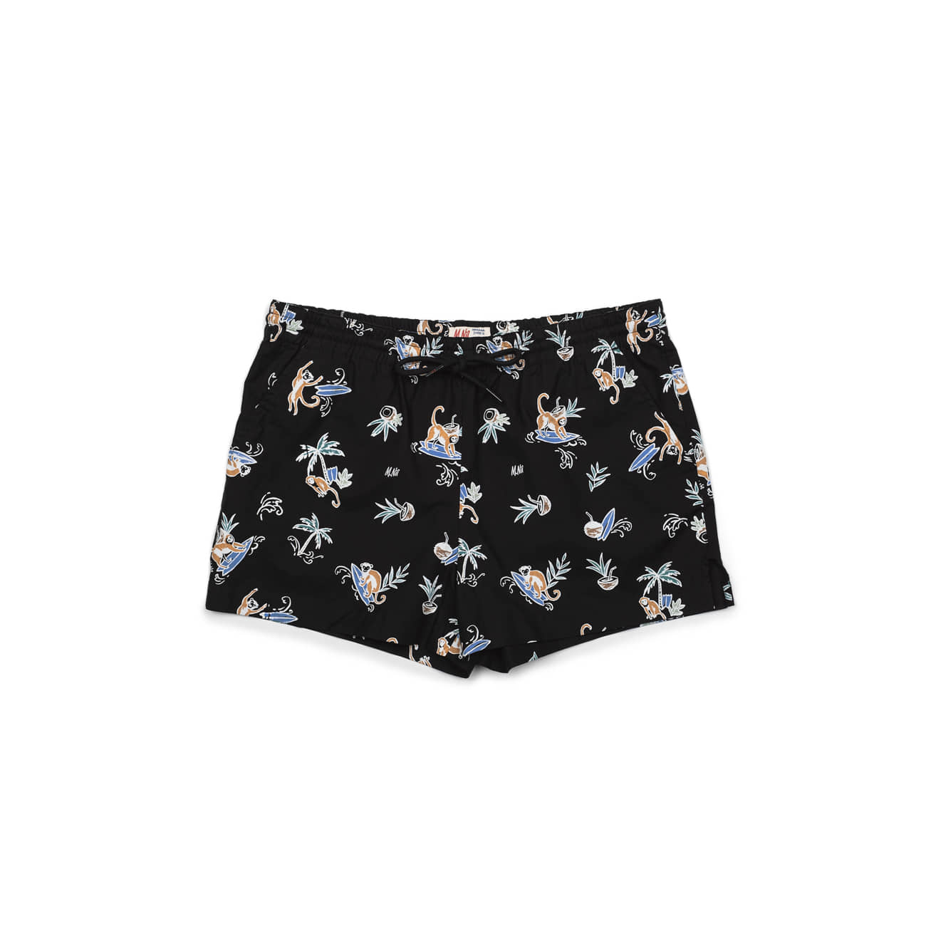 W.Monkey Surf Shorts